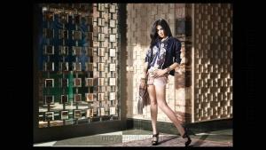 Genelia Hot Photo Shoot @ CCl Calendar 2012