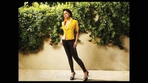 Sameera Reddy Hot Photo Shoot @ CCl Calendar 2012
