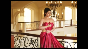 Charmi Hot Photo Shoot @ CCl Calendar 2012