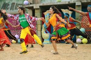 Gopinadh & Vishnu Priya in 21st Century Love Movie Photos