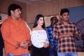 Sai Karthik, Saloni Misra, Shiva Kumar B @ 22 Movie Announcement Press Meet Stills