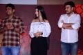 Shiva Kumar B, Saloni Misra, Maruthi @ 22 Movie Announcement Press Meet Stills