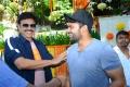 Venkatesh, Sai Dharam Tej @ 22 Movie Opening Stills