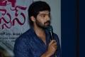 Actor Adith Arun @ 24 Kisses Movie Team Meet Photos