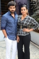Adith Arun, Hebah Patel @ 24 Kisses Movie Team Meet Photos