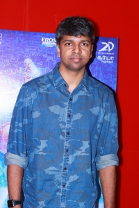 Madhan Karky @ 24 Movie Audio Launch Stills