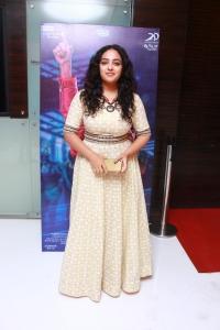 Actress Nithya Menon @ 24 Movie Audio Launch Stills