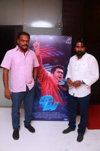 Velraj @ Suriya 24 Movie Audio Launch Stills