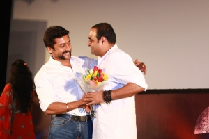 Suriya, Vikram Kumar @ 24 Movie Audio Launch Stills