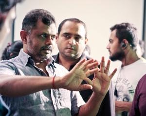 Cinematographer Tirru, Vikram Kumar @ 24 Movie Shooting Spot Stills