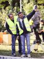 Vikram Kumar, Cinematographer Tirru @ 24 Movie Shooting Spot Stills