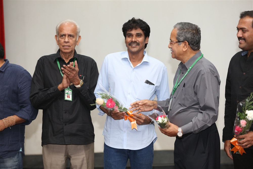 24 Movie Team @ Chennai International Film Festival 2017 Photos