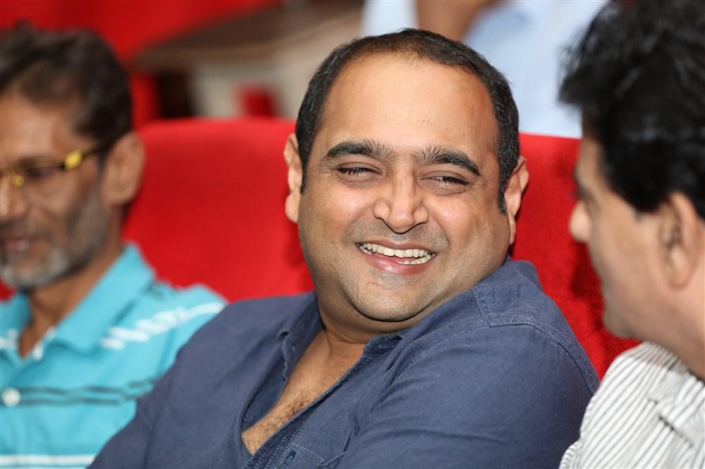 24 Movie Director Vikram Kumar @ 14th Chennai International Film Festival Photos