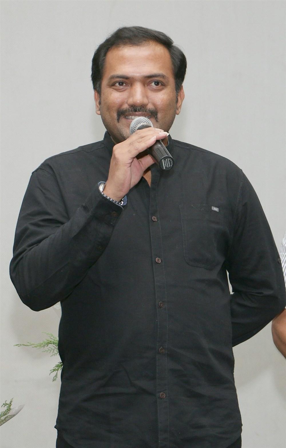 24 Movie Producer Rajasekar Pandian @ 14th Chennai International Film Festival Photos