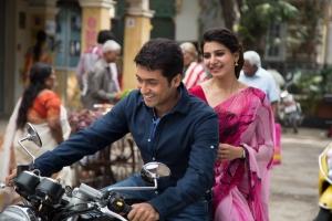 Suriya, Samantha @ 24 Movie Working Stills