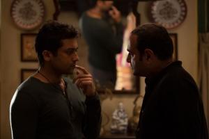 Suriya, Vikram Kumar @ 24 Movie Working Stills
