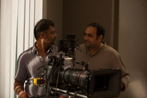 Tirru, Vikram Kumar @ 24 Movie Working Stills