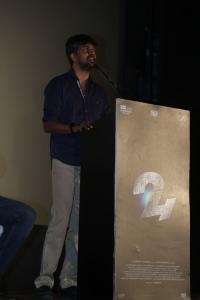 Madhan Karky @ 24 Tamil Movie Press Meet Photos