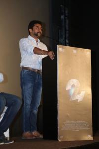 Suriya @ 24 Tamil Movie Press Meet Photos