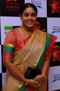 Saranya Ponvannan @ 24 Tamil Movie Press Meet Photos
