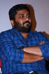 KE Gnanavel Raja @ 24 Tamil Movie Press Meet Photos