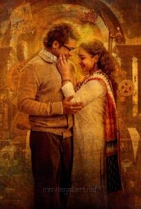 Suriya, Nithya Menon in 24 Telugu Movie Stills