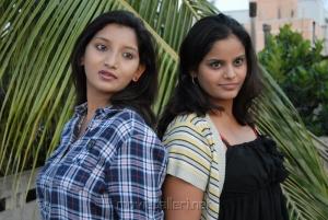 Rekha Priya, Vinisha at 3 Eye Creations Press Meet Photos
