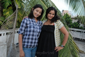 Rekha Priya, Vinisha at 3 Eye Creations Press Meet Stills