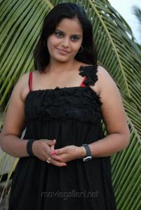 Actress Rekha Priya Stills at 3 Eye Creations Press Meet