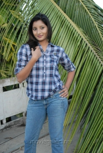 Actress Vinni at 3 Eye Creations Press Meet Stills
