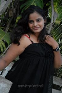 Actress Rekha Priya at 3 Eye Creations Press Meet Stills