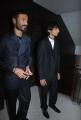 Dhanush, Anirudh at 3 Movie Premiere Show Stills