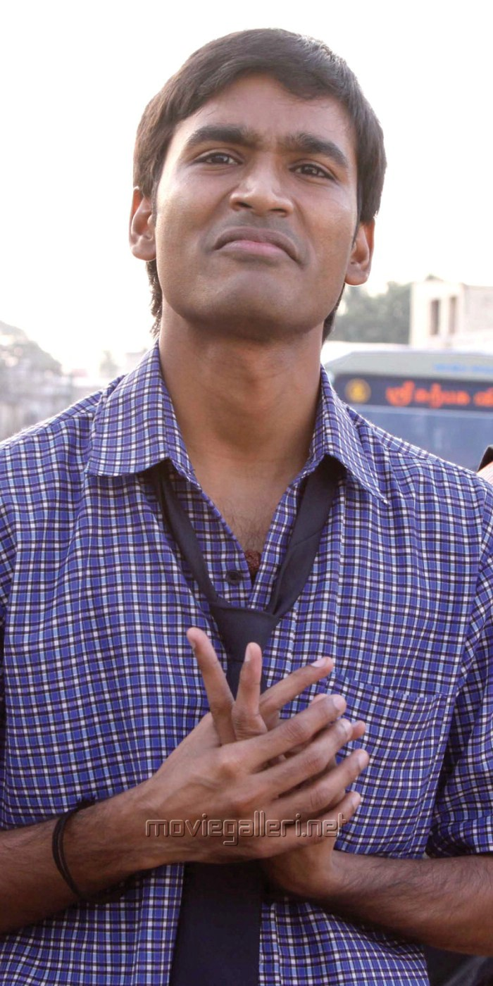 Dhanush in 3 Movie New Stills