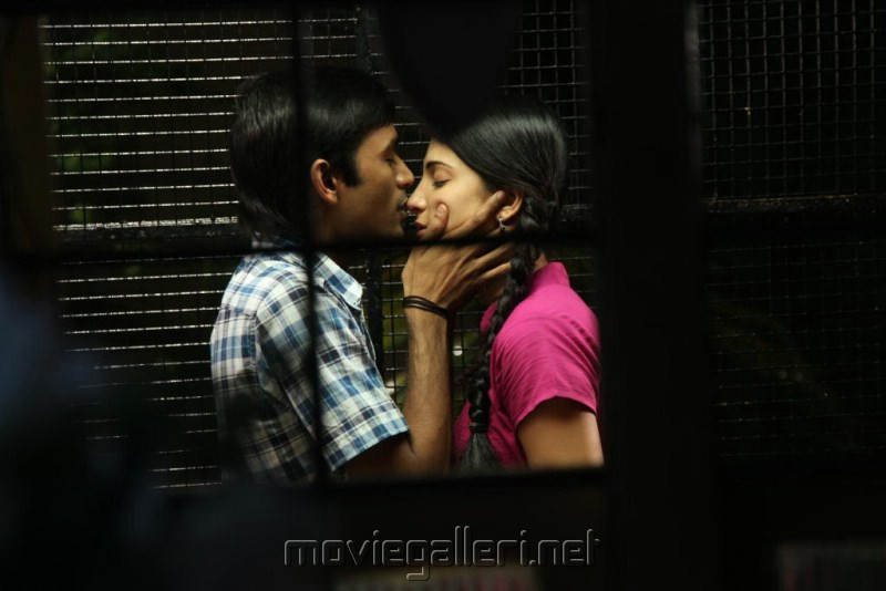 Dhanush 3 Movie Latest Stills
