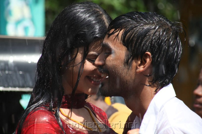 Dhanush Shruti Hassan 3 Movie New Stills