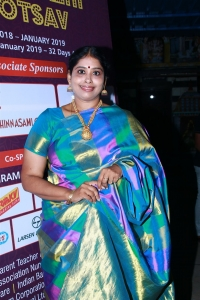 Nithyasree Mahadevan @ 32nd Margazhi Mahotsav Inauguration & Award Function Stills