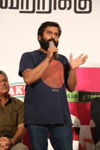 Santhosh Narayanan @ 36 Vayathinile Movie Success Meet Photos