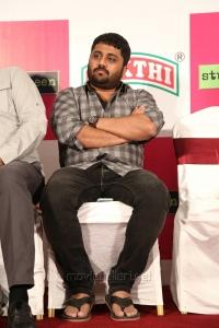 Producer KE Gnanavel Raja @ 36 Vayathinile Movie Success Meet Photos