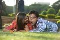 Anaika Soti, Nandu in 365 Days Telugu Movie Stills