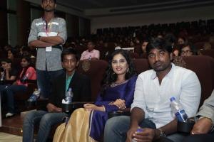 Srushti Dange, Vijay Sethupathi @ 3rd Annual TEA Awards 2016 Photos