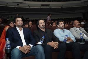 Madhavan, Vincent Asokan, Jayam Ravi @ 3rd Annual TEA Awards 2016 Photos