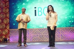Dhivyadharshini for Gold winner @ 3rd Annual TEA Awards 2016 Photos