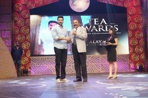 Jayam Ravi for Alaya Vesti @ 3rd Annual TEA Awards 2016 Photos