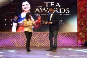 Dhivyadharshini, Madhavan @ 3rd Annual TEA Awards 2016 Photos
