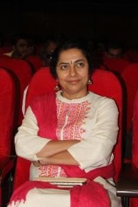 Suhasini Maniratnam @ 3rd Chennai International Short Film Festival Closing Ceremony Stills