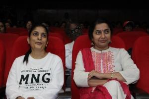 Sudha Kongara, Suhasini @ 3rd Chennai International Short Film Festival Closing Ceremony Stills