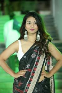 Actress Aditi Myakal @ 49th Cinegoers Film Awards Function Stills