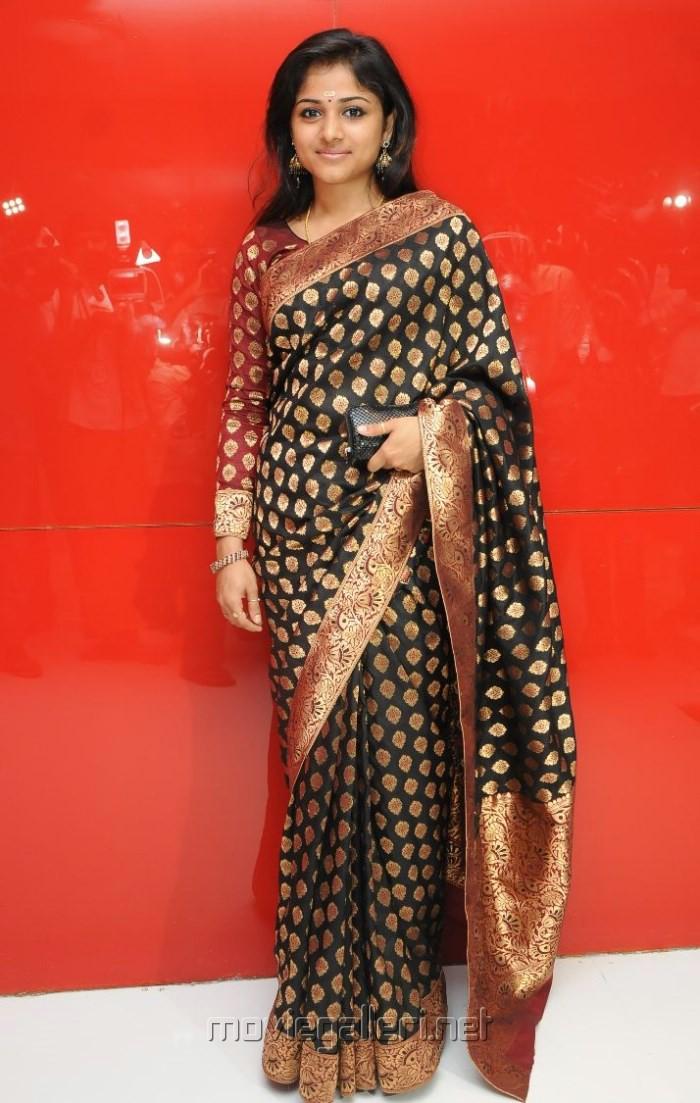 Actress Santhini at 555 Movie Audio Launch Stills