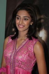Actress Erica Fernandes at Ainthu Ainthu Ainthu Audio Launch Stills