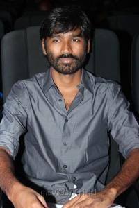 Actor Dhanush at 555 Movie Audio Release Stills